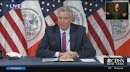 Mayor De Blasio's Daily Coronavirus Briefing