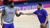 Joel Embiid tells 76ers fans to support Ben Simmons before home opener: 'He's still our brother'