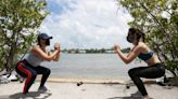 Holiday drew few to Miami parks reopened in COVID-19 pandemic. Fewer still wore masks