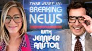 Watch Vintage Footage of Jimmy Fallon and Jennifer Aniston's Stint as News Anchors
