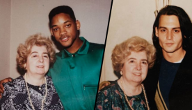 Someone Found a Photo Album Full of Pictures of a Woman Next to Hollywood Stars in a Thrift Shop