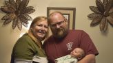 Couple speak about infertility and child loss