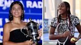 Coco Gauff sets sights on Grand Slam win next year as Emma Raducanu inspires American