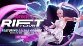 Ariana Grande Partners With 'Fortnite' for 'Rift Tour' Concert Series