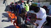 Hoosiers sending aid to help Haitian immigrants at Texas border