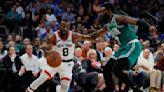 Knicks spoil Jaylen Brown's 46-point effort in wild 2OT win over Celtics
