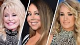 ..., Mariah Carey, Dolly Parton celebrate with holiday TV specials, David...debuts, 'Y&R' soap airs 12,000th episode and the best in pop culture the week of Nov. 30...