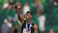 Could Erriyon Knighton be the next Usain Bolt?