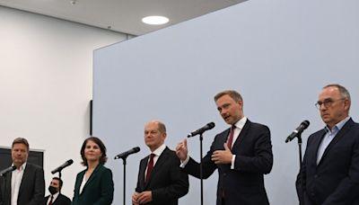德選委會公布聯邦議院選舉結果 與初步點票幾乎相同 - RTHK