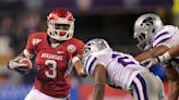 WATCH: Nathan Parodi gives Arkansas first punt return touchdown in 10 years