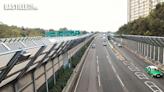 粉嶺公路往元朗方向4車相撞 現場一度交通擠塞 | 社會事