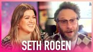 """Kelly Tells Seth Rogen About The First Time She Heard """"Aah Kelly Clarkson!"""""""