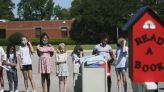 Beloved Virginia Beach teacher memorialized with lending library at Parkway Elementary