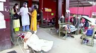 Nepal struggles with shortages of hospital beds and oxygen