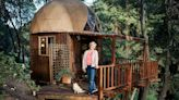 """The most popular Airbnb in the world is a """"mushroom dome"""" in California"""