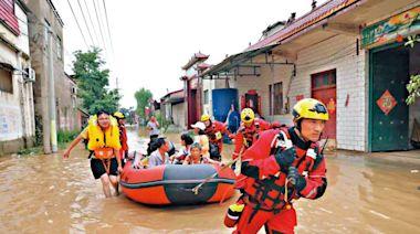 血濃於水/河南賑災 香港各界連日踴躍捐款\大公報綜合報道