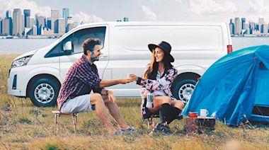 微解封遊車趣 露營車開到哪玩到哪 - 工商時報