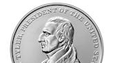 Presidential Silver Medal Honoring John Tyler Available On August 2