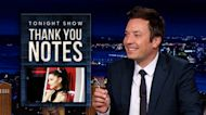 Thank You Notes: Ariana Grande on The Voice, Sweater Weather