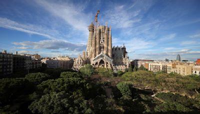 百年修建最後階段 建築鬼才高第遺作「聖家堂」復工