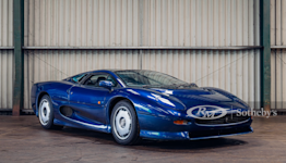 Rare 1993 Jaguar XJ220 Is One Of Only 281 Made Like It