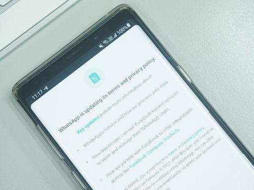 拒絕 WhatsApp 新使用條款有後果? 將無法收發訊息 - ezone.hk - 教學評測 - Apps 情報