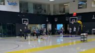 Lakers Hold First Practice Session Since Kobe's Death