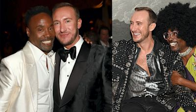 Billy Porter Details His Breakup and Rekindled Romance With His Husband Adam Smith
