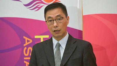 楊潤雄指大專要跟隨中小學升掛國旗 會制訂教師操守指引