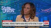 Stacey Plaskett Says Impeachment Trial Needed 'More Senators With Spines'