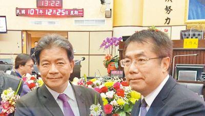 2022誰來做老大》台南市黃偉哲拚連任綠營爆分裂 謝龍介有希望?