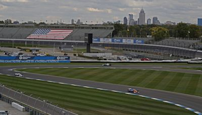 IndyCar GMR Grand Prix Saturday: How to watch, start times, live streaming info