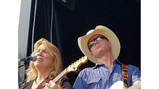 Music for Mavis to feature country duo Mike and Kim
