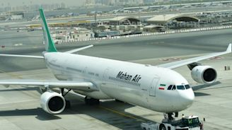 Germany Bans Iran's Mahan Air over Terrorism and Spying Fears