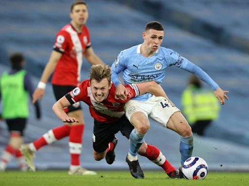 Manchester City vs Southampton, live! How to watch, stream, TV, odds, lineups, prediction