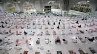 Saudi Arabia resumes prayers in Mecca's Grand Mosque for first time since Covid-19 struck
