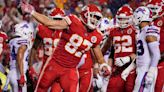 Chiefs tight end Travis Kelce loves the ironman role