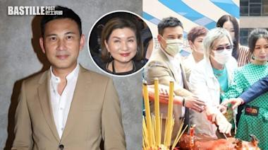 親電樂易玲借麥明詩 林文龍唔賣新劇《逐流時代》畀TVB播 | 娛圈事