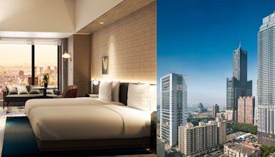 坐擁高雄最高天際線!全球頂級酒店集團「IHG洲際酒店」進駐高雄,四大開幕亮點搶先看