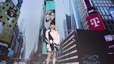魏如萱接棒阿妹榮登紐約時代廣場 打疫苗擔心到想寫遺書 --上報