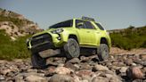 2022 Toyota 4Runner adds a new model, a few safety upgrades
