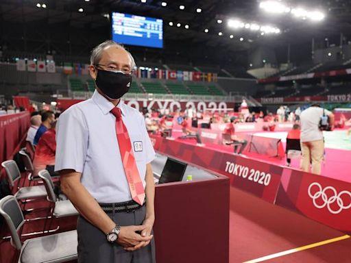 台灣裁判榮任奧運羽球副裁判長 寫我國新紀錄