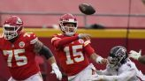 Andy Reid: Patrick Mahomes 'feels good,' remains in concussion protocol