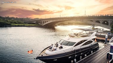 微解封人氣景點排行 搭BMW夜宿豪華遊艇