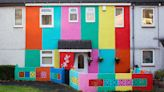 Wife's horror after husband paints their house as a 'surprise' while she's on holiday