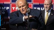 New book claims Trump has cut off Rudy Giuliani after former lawyer asked to be paid