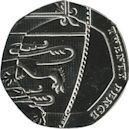 Twenty pence (British coin)