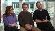Matt Damon, Ben Affleck talk about their new film, 'The Last Duel'