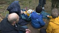 Trapped in 'cruel' forest, migrants express regrets at the Belarus border