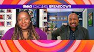 'GMA3' Academy Awards highlights